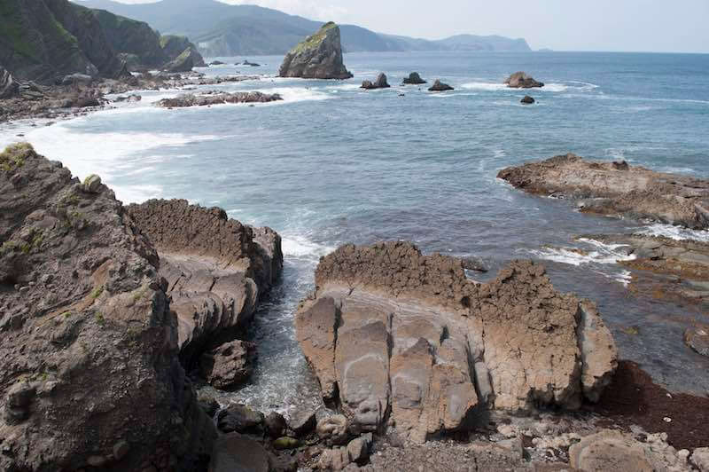 Rocas de S. J. Gaztelugatxe
