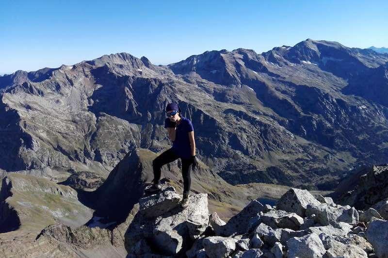 Cima Pico de Bardamina