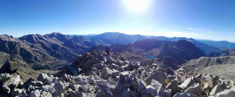 Pico de Bardamina - Portada