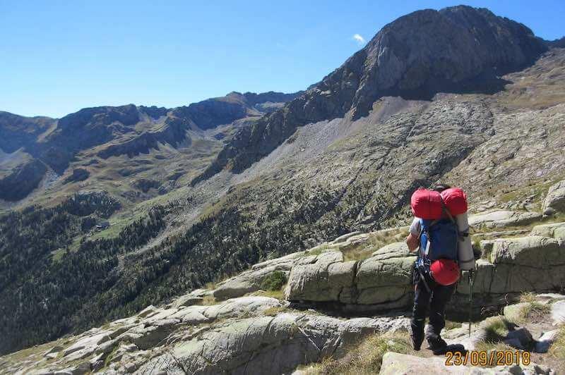 Descenso Pico Bardamina