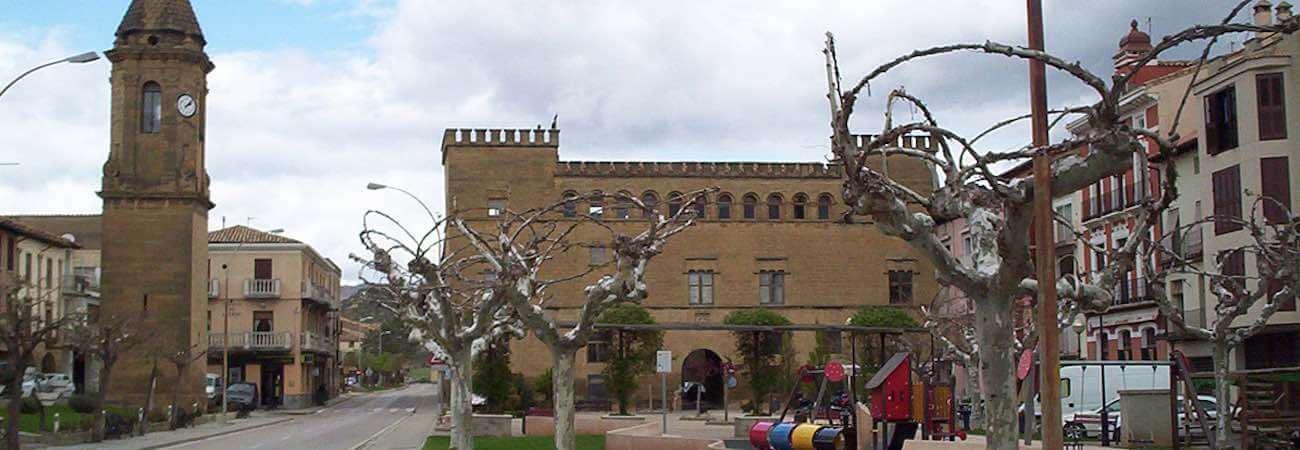 Ayerbe la Hoya de Huesca