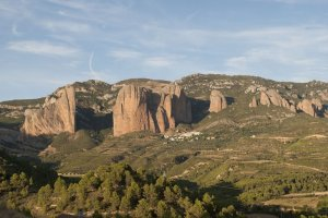 Los Mallos de Riglos Hoya de Huesca
