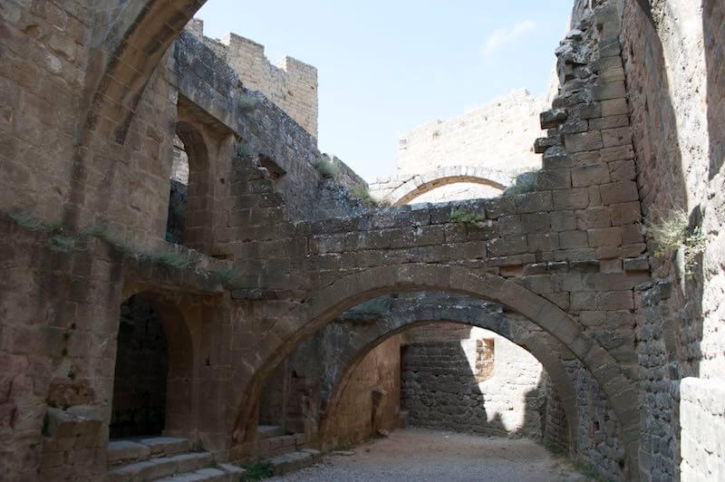 Estancias del Castillo de Loarre