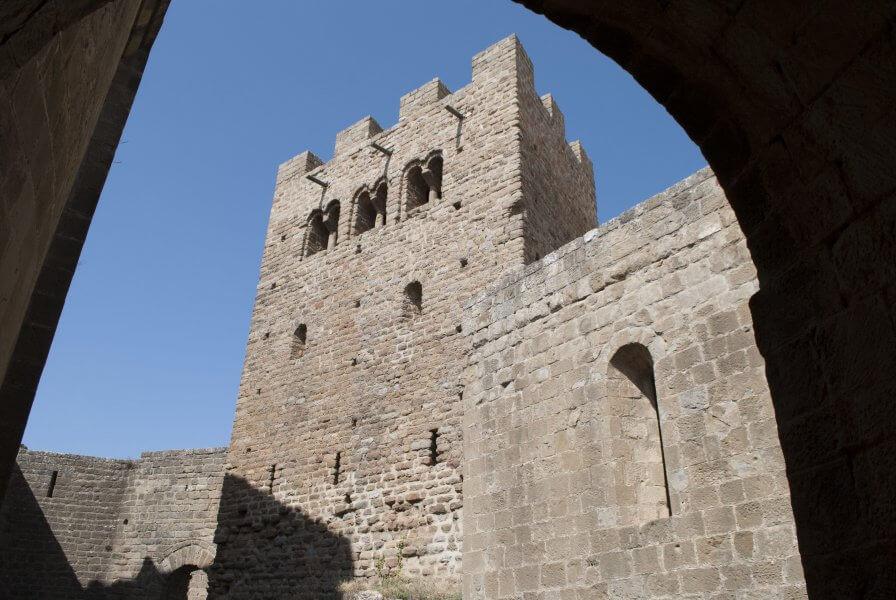 Torre de la Reina del Castillo de Loarre