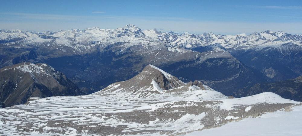 Pico Cotiella vistas desde la cima por Maite Pariente