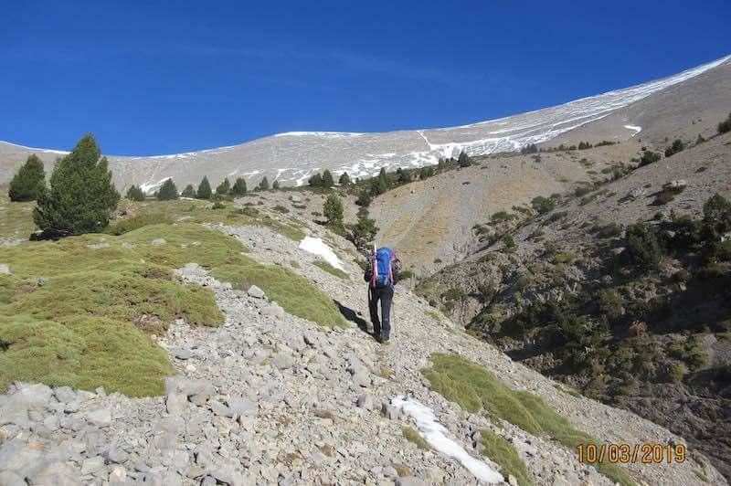 Subida al Pico Cotiella