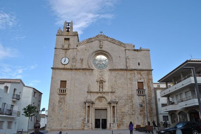 Iglesia de Sant Pere de L'escala