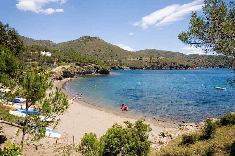 Cala Montjoi Las mejores playas de Roses