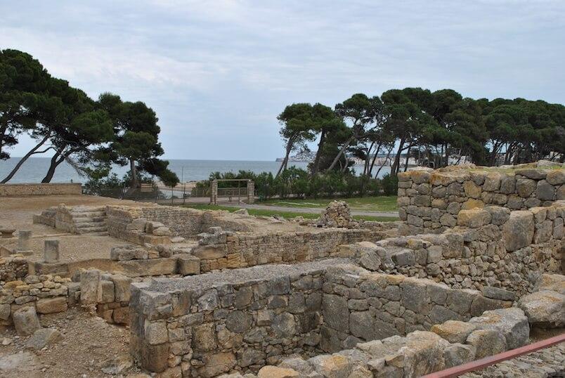 Ruinas Griegas d'empuries