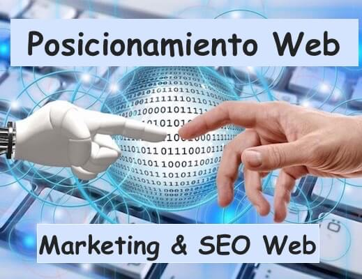 marketing and seo web