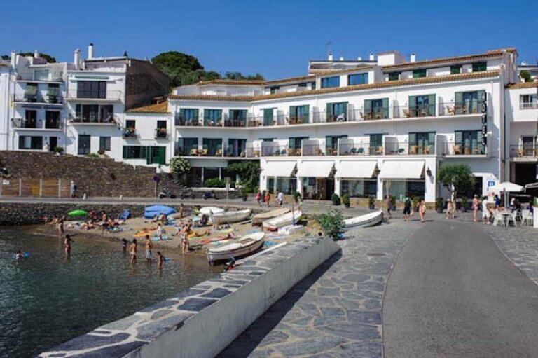 Hotel Playasol en Cadaques