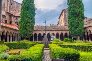 Arles sur tech abbaye