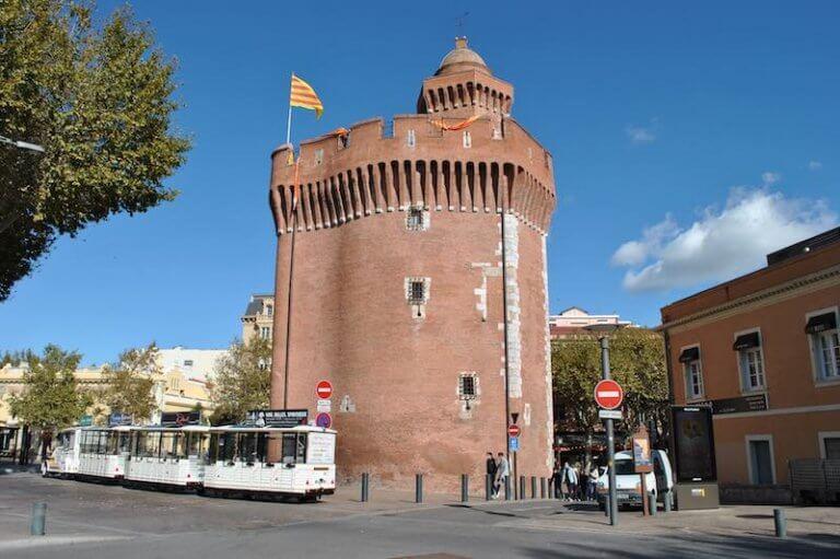 Castillet de Perpiñán