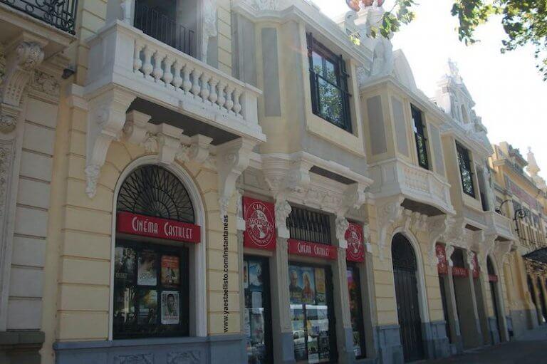 Cinema Castellet