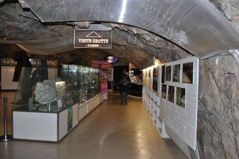 Entrada Grottes des Canalettes