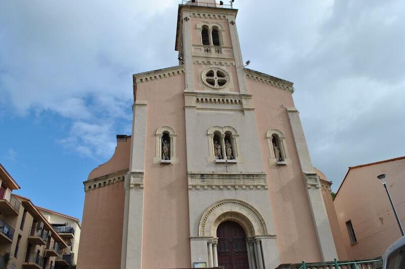 Iglesia de Notre-Damme de Bonne Nouvelle Port Vendres
