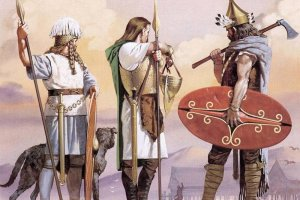 Los Celtas en el Valle de Aran
