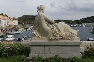 Monumento a los muertos Port Vendres
