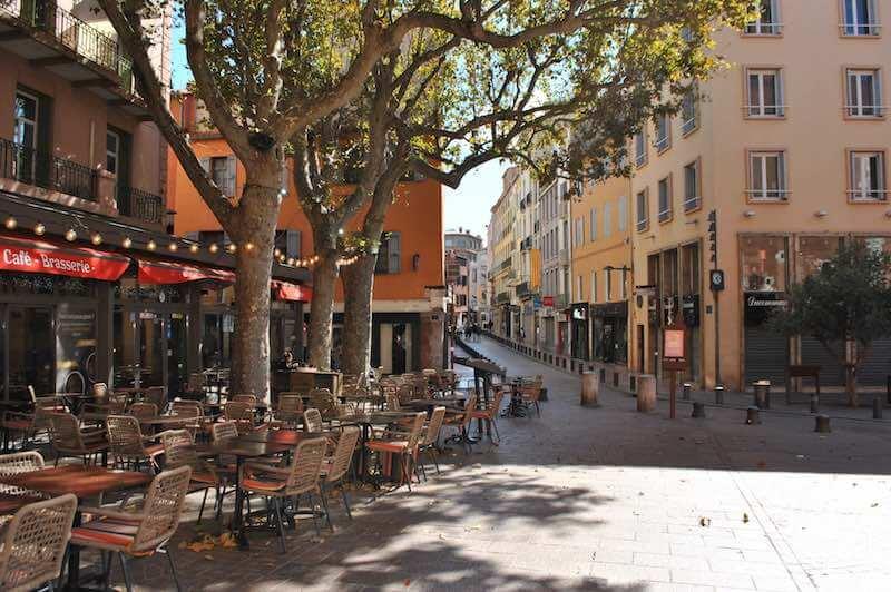 Plaza de Perpignan