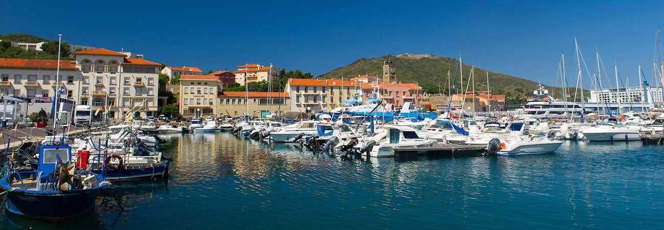 Port-Vendres Pirineos Orientales