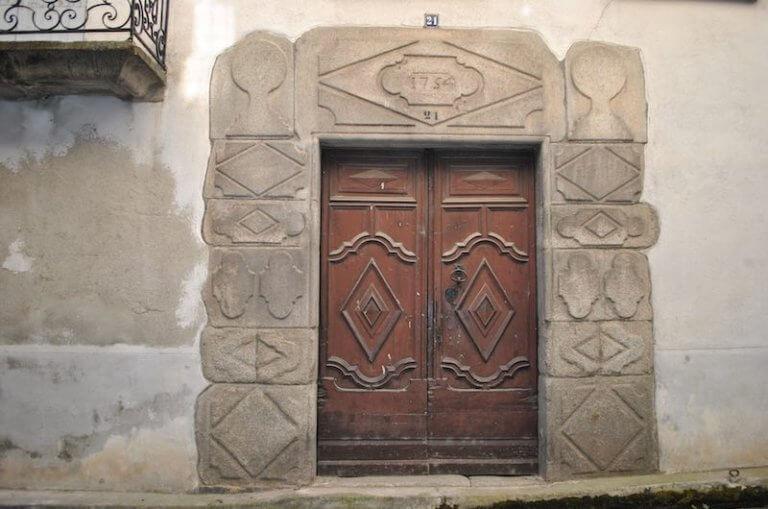 Porton de 1754 Arles-Sur-Tech