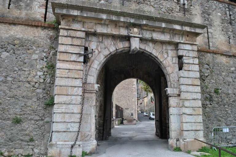 Puerta de Francia - Villefranche de Conflent