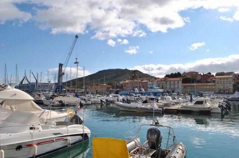 Puerto de Port Vendres
