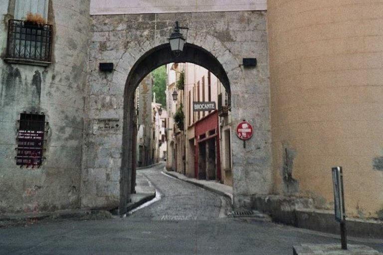 puerta de francia en céret