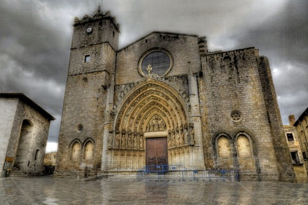 Basilica de Santa Maria de Castello de Ampuries