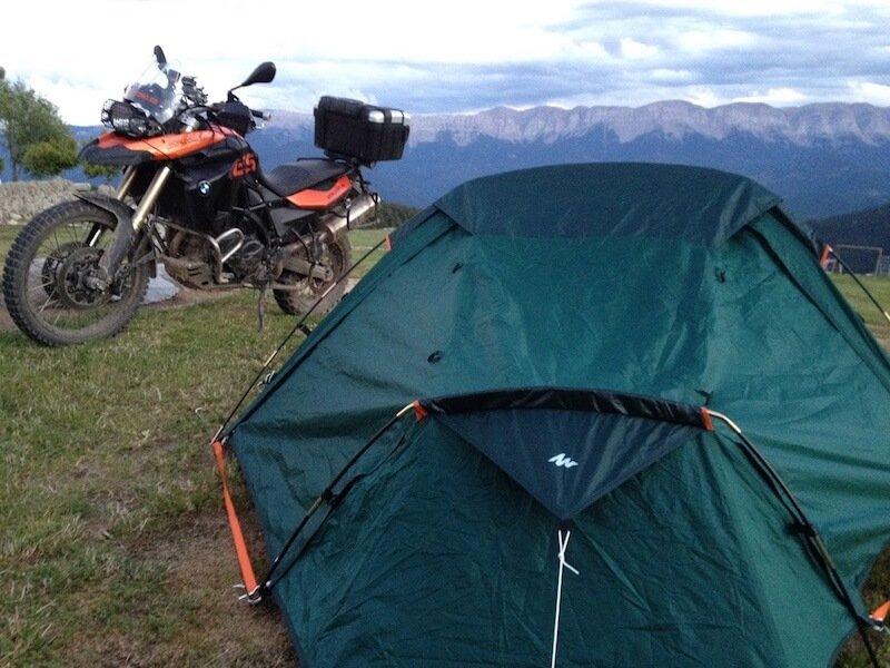 Transpirenaica Camping el Cortal del Gral