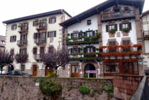 Casas típicas de Elizondo