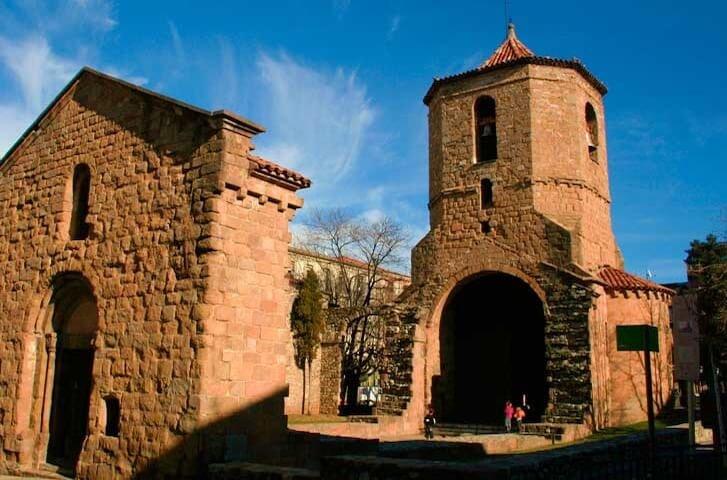 Iglesia Románica de Sant Pol, S. J. Abadesses