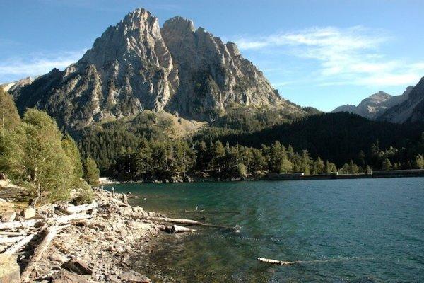 Parque Nacional de Aigüestortes y Lago de Sant Maurici