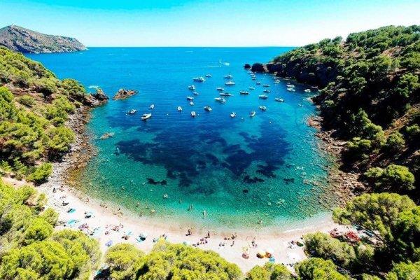 Playas de Roses Girona