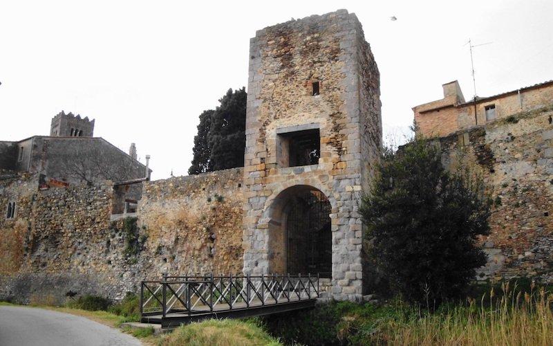 Portal de la Gallarda - Castellón de Empuries