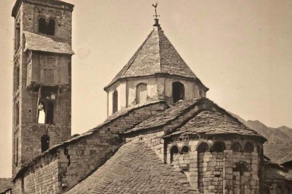 Iglesia Románica de Sant Joan de Boí